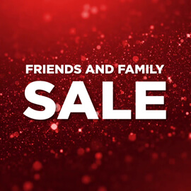 December Friends and Family Sale