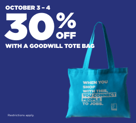 October Tote Bag sale