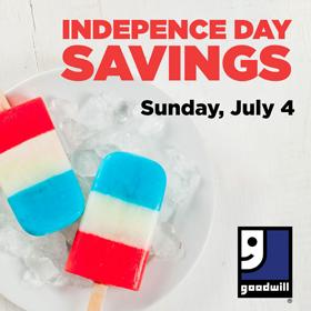 July Independene Sale